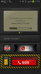 echo112 - The Pocket Lifesaver - screenshot thumbnail
