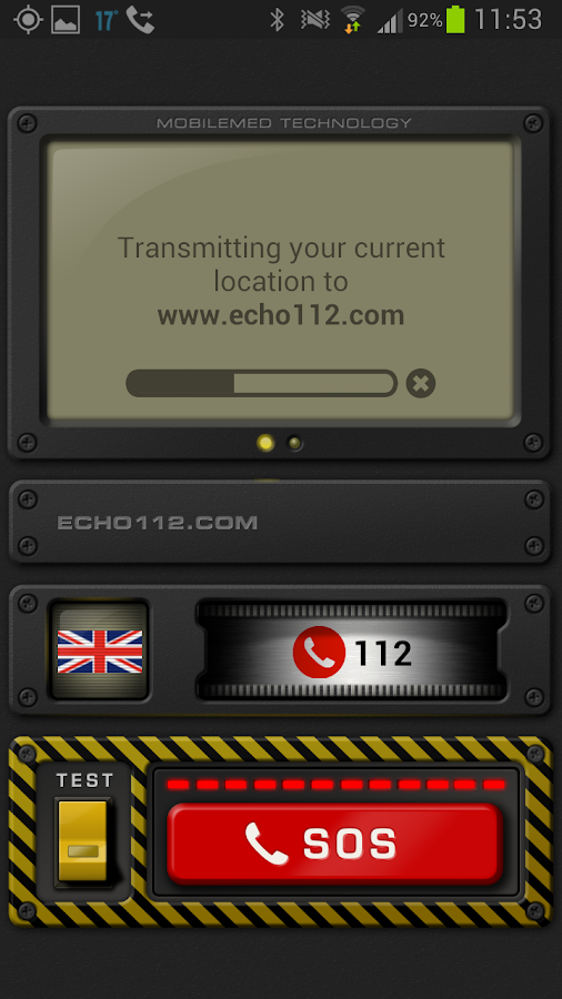 echo112 - The Pocket Lifesaver - screenshot