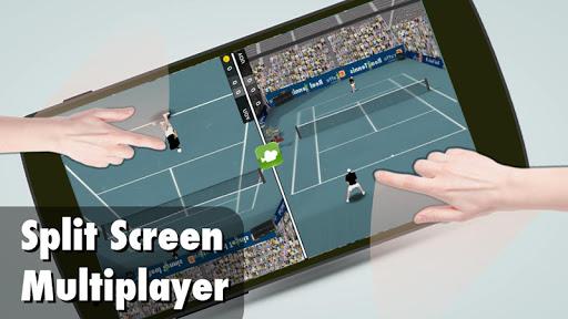 Tennis Champion 3D  screenshots 4