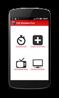 Screenshot of EAS Simulator Free