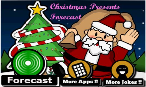 Christmas Present Forecast