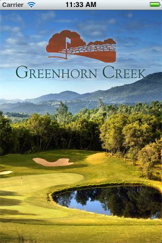 Greenhorn Creek Golf Resort- screenshot