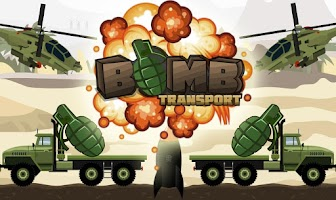 Screenshot of Bomb Transport