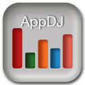 AppDJ: Recommends New Apps icon