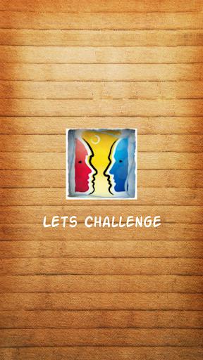 Lets Challenge