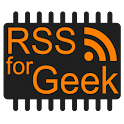RSS for Geek logo