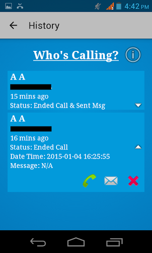 玩個人化App|Who's calling?免費|APP試玩