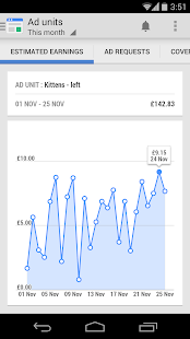Google AdSense - screenshot thumbnail