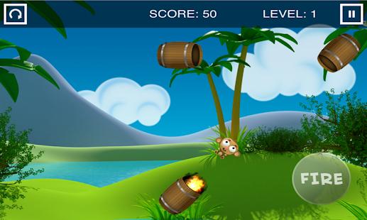 Monkey Barrel Game Free