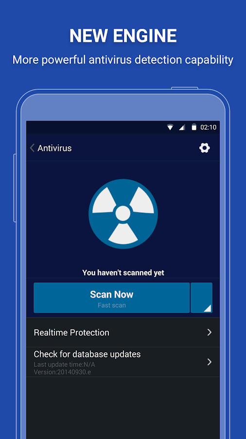 AMC Security - Antivirus Clean - screenshot