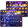 Electric Cloud Emoji Keyboard