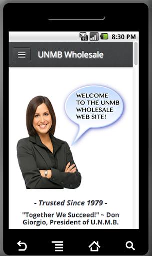 UNMB Wholesale