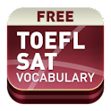 Free TOEFL & SAT Vocabulary icon