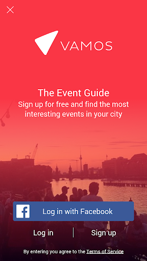 VAMOS - The Event Guide
