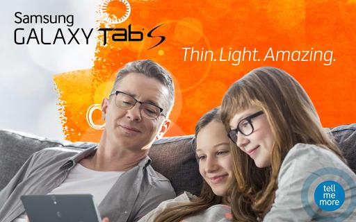 devicealive Galaxy Tab S 10.5