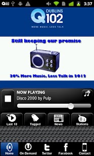 Dublin's Q102 - screenshot thumbnail