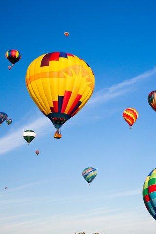 熱氣球拼圖