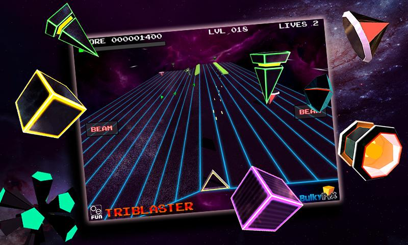 TriBlaster screenshot #4