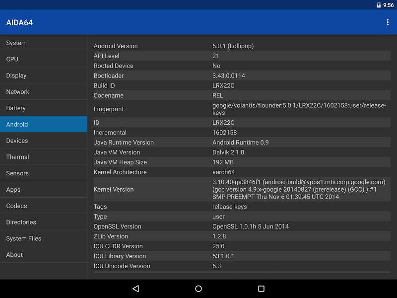 AIDA64 Screenshot 12