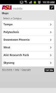 ASU Mobile - screenshot thumbnail