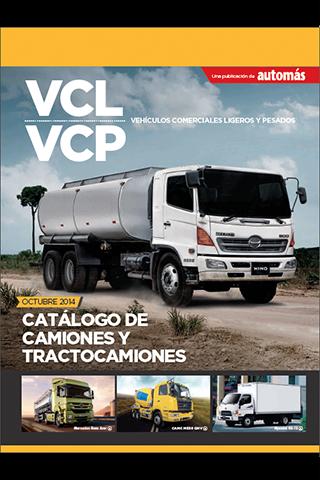 VCL VCP - automas
