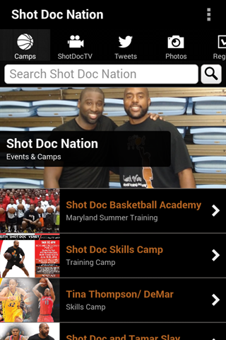 Shot Doc Nation- screenshot
