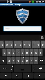 Password Shield Lite - screenshot thumbnail