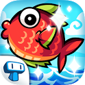 Fish Jump - Tap The Crazy Flying Fish! icon