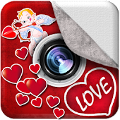 Love Stickers Photo Editor