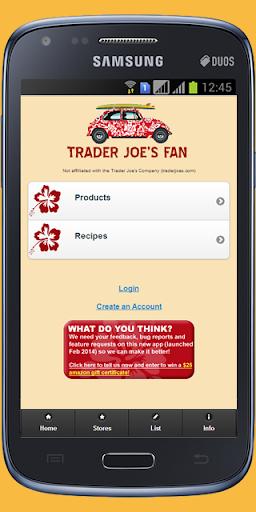 Trader Joes Fan Pro