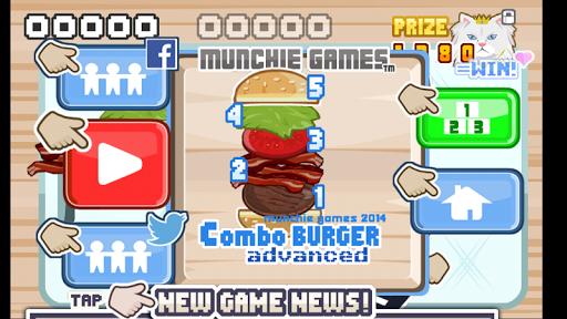 Combo Burger Advanced