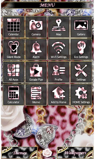 Pink Leopard for [+] HOME 1.5 Windows u7528 2