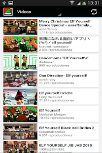 Elf Yourself Viewer - screenshot thumbnail