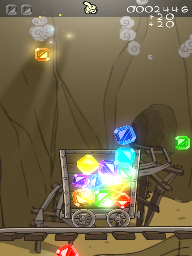 GemDrop- screenshot