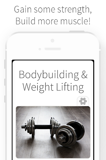 Bodybuilding Weight Lifting