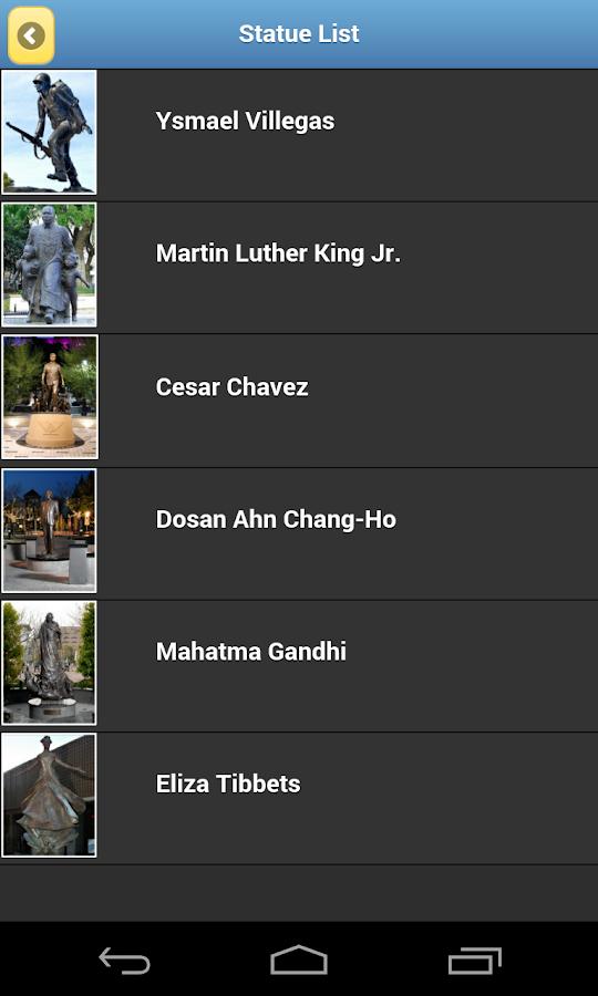 City of Riverside Tour Guide - screenshot