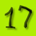 17歩 logo
