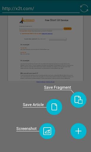 Nimbus Clipper - Clip and Scan 8.3 screenshots 2