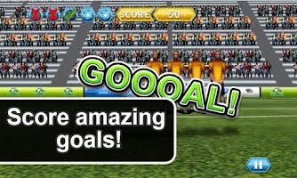 Screenshot of Soccer Free Kicks