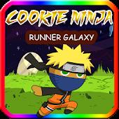 Cookie Ninja Runner Galaxy