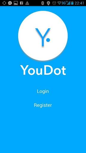 YouDot - Social Map