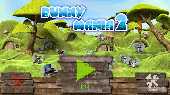 Bunny Mania 2 Demo - screenshot thumbnail