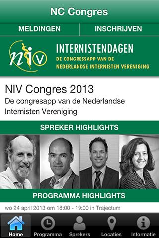 NIV 2013 - screenshot