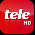 tele HD - das Fernsehprogramm icon