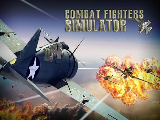 戰鬥機空戰空襲模擬