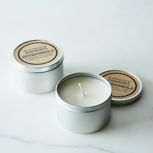 Citronella Candles (Set of 2)