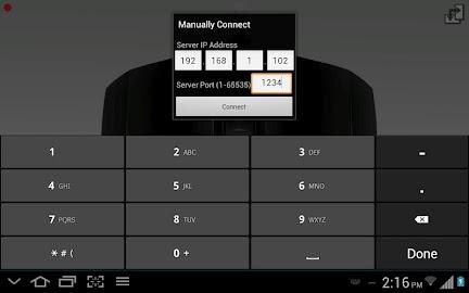 Accelerometer Mouse Screenshot 7