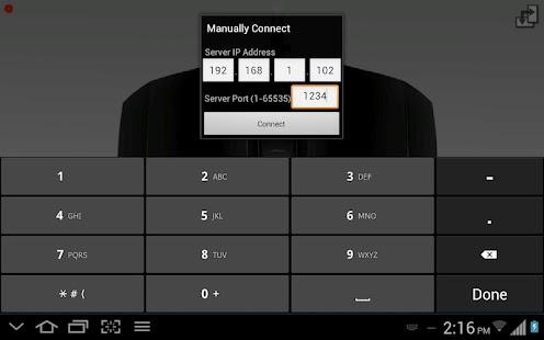 Accelerometer Mouse Screenshot 15