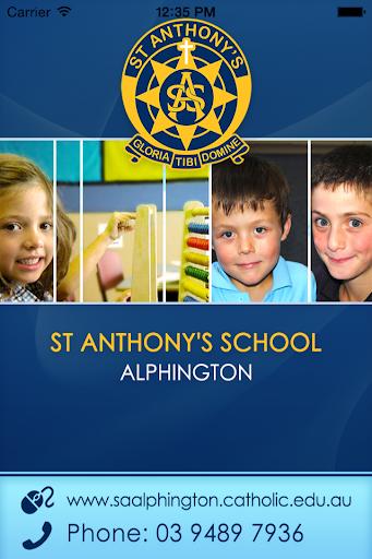 St Anthony's School Alphington
