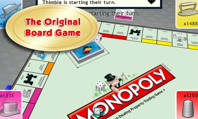 MONOPOLY Game screenshot #1